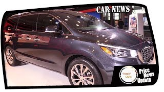 2019 Kia Sedona | The Most Luxury Minivan Exterior   Interior