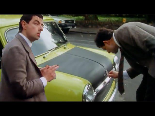 The Secrets of Mr Bean's Car | Full Episodes | Classic Mr Bean