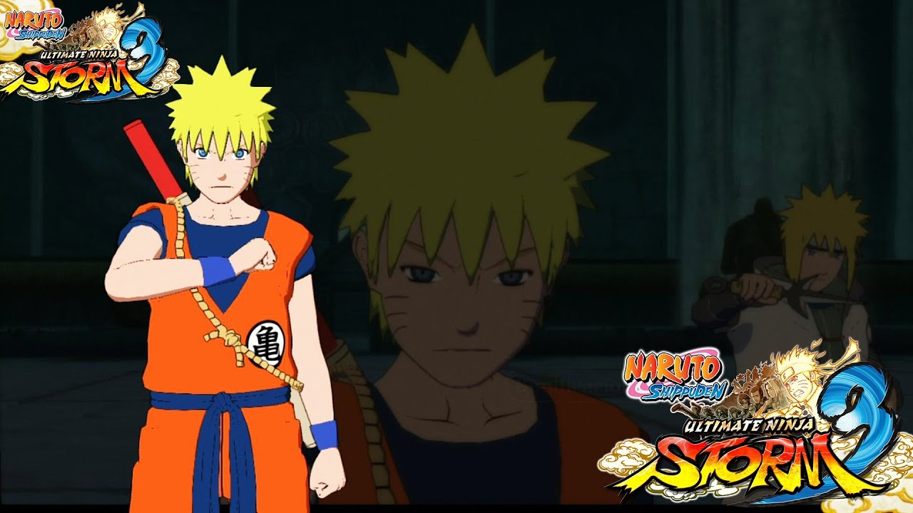 Naruto Shippuden: Ultimate Ninja Storm 3 Full Burst ...