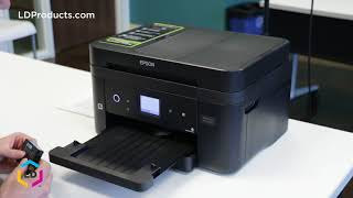 How to Install a Epson 202 Ink Cartridge