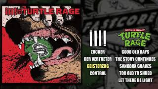"ill! / Turtle Rage - split 7"" FULL ALBUM (2020 - Fastcore)"