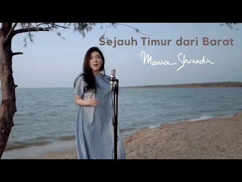 Sejauh Timur Dari Barat - Maria Shandi (MS Cover)