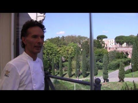 Di Iorio Raddoppia A Palazzo Manfredi: Aroma Bistrot In Terrazza