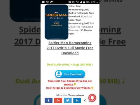 Download Spider-Man Homecoming Dual...