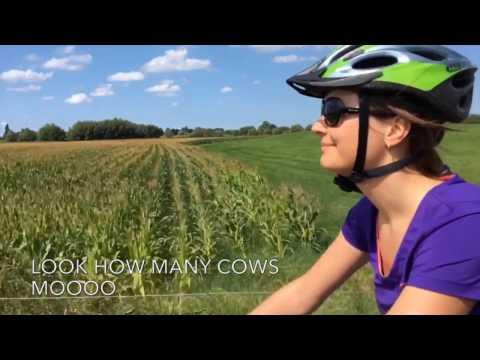 Our awesome bike tour through wonderful Kingdom of Belgium