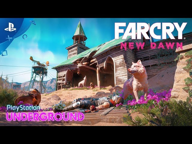 Far Cry New Dawn - Expeditions Gameplay | PS Underground