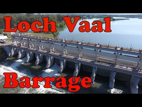 The Barrage And Loch Vaal