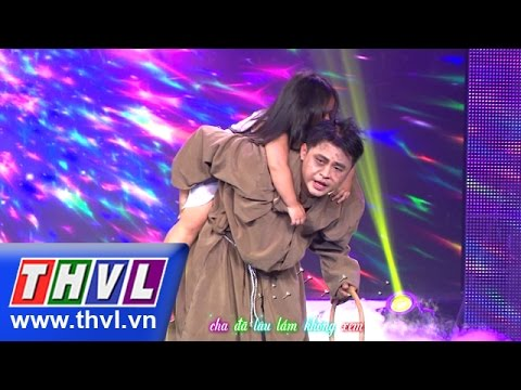 THVL | Cười xuyên Việt - Phiên bản nghệ sĩ | Tập 6: Thằng gù nhà thờ Đức Bà – Nghệ sĩ La Thành