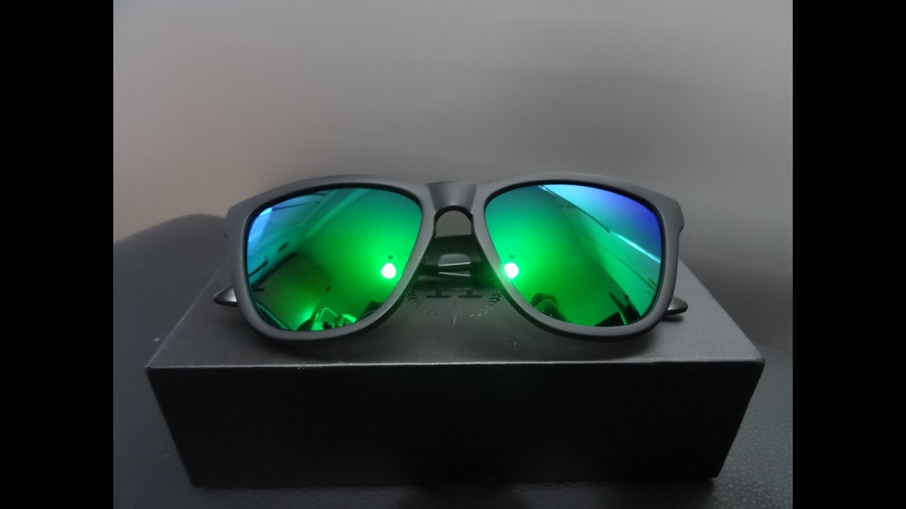 a90e5843277 Hawkers Carbon Black Emerald One - Unboxing (ITA) by ParaFrantZ