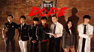 east2west bts 방탄소년단 dope 쩔어 dance cover