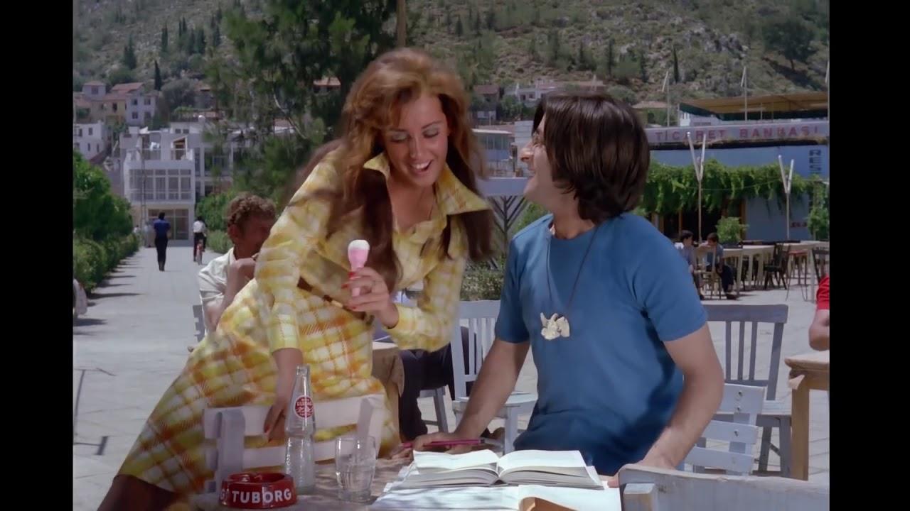 Fethiye'de 1974 Yılında Çekilen Sinema Filmi HD
