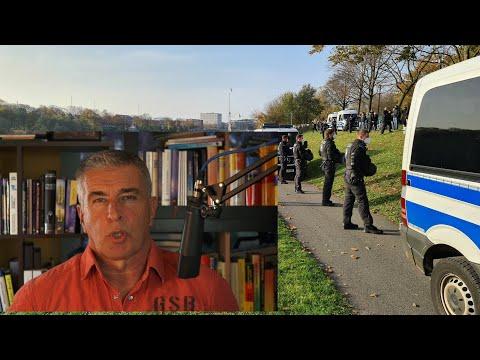 Hinweis auf Bewusst TV Aktuell und Demo in Bremen