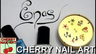 Video STAMPING NAIL ART enas nouvelle technique de stamping download MP3, 3GP, MP4, WEBM, AVI, FLV November 2017