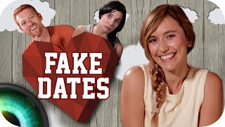 FIRST DATES PARODIA | Con RoEnLaRed y JPelirrojo