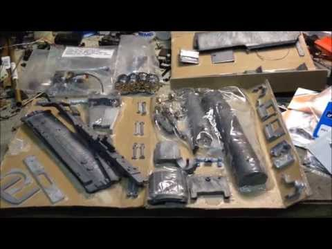 Building an Arbour Models 2-8-4 kit: Mechanism – Part 1