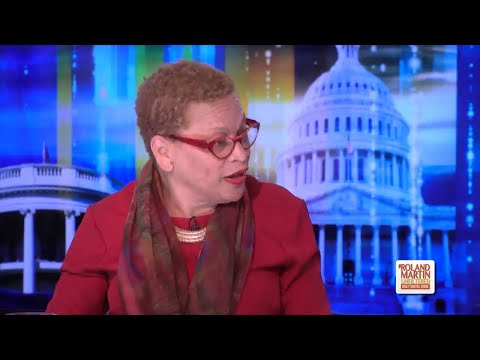 Dr. Julianne Malveaux's Run-In With A Crazy Man Who Wanted To ...