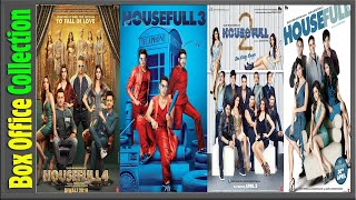 Housefull, Housefull 2, & Housefull 3, Housefull 4, Movie Budget, Box Office Collection and Verdict.