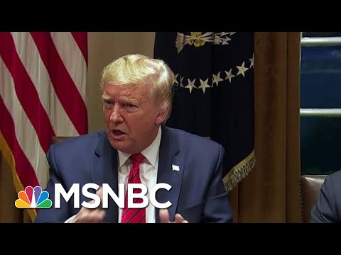 'Blood On His Hands': WH Medical Veteran Hits Trump As He Admits Virus Scam On Tape | MSNBC
