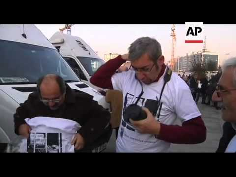 Journalists go on trial after claiming Islamists in police force
