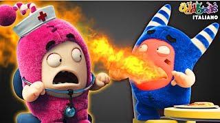 Oddbods | Scherzi per Pesce d'Aprile | Cartoni Animati Divertenti per Bambini