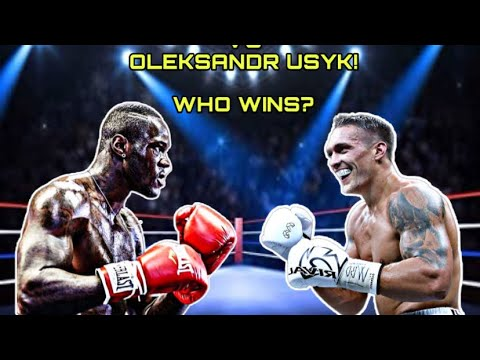 Download OLEKSANDR USYK CALLS OUT DEONTAY WILDER!!! WHO WINS THIS FIGHT??