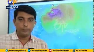 Alert Issued to Coastal Areas | Warning Ahead of Cyclone | Live Update From Amaravati