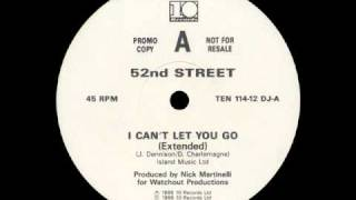 52nd Street - I Can