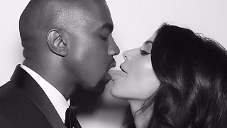 Kanye West Anniversary Message to Kim Kardashian SO SWEET!
