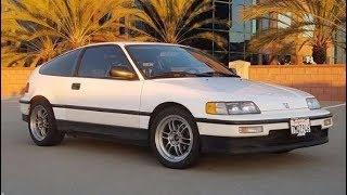 Modified 1990 Honda Crx - One Take