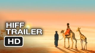 HIFF (2012) - Zarafa Trailer - Animated Movie HD