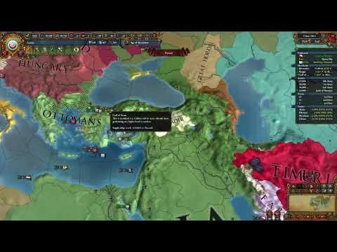 EU4 Mamluks Ep.20 Another Otto war!