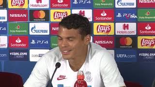 "Thiago Silva: ""Galatasaray efsanesini biliyoruz ama"""