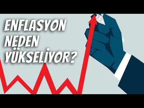 Enflasyon Nedir? Neden Durmuyor?