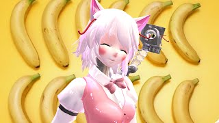 [MMD][FNaF] Banana Song/Thank you for 50 subscribers