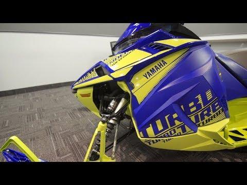 2019 Yamaha Snowmobile Sneak Peek