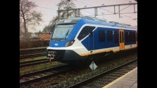 Reizen met de trein naar Apeldoorn #2