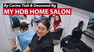 My HDB Home Salon: A Story of Chinese & Malay-Muslim Friendship | CNA Insider