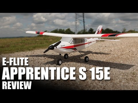 Flite Test - E-Flite Apprentice S 15e - REVIEW
