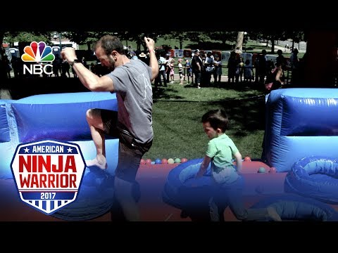 American Ninja Warrior - Kid Ninja Warrior (Digital Exclusive)