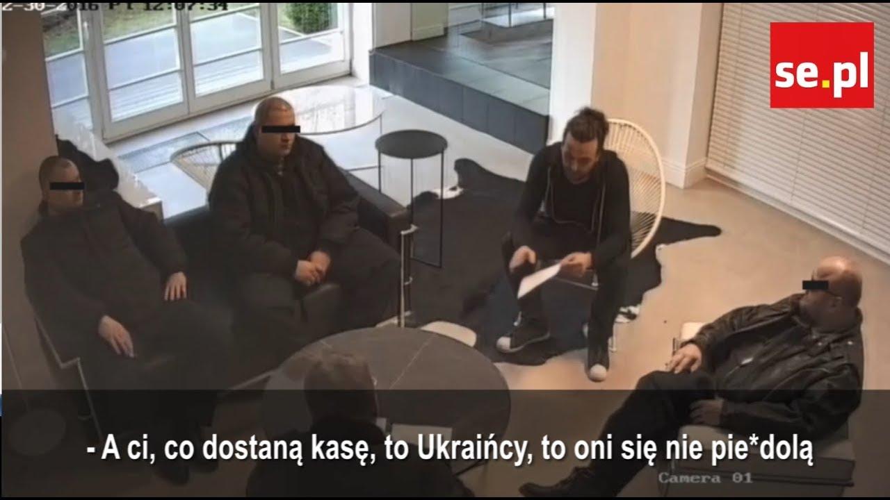 """Bandyci u byłego chłopaka Dody! """"Kasę dostaną Ukraincy, oni się nie pie*dolą!"""""""