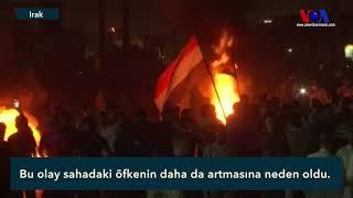 Basra'daki Protestolar Irak Geneline Yayılıyor