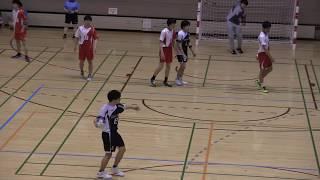 【ハンドボール】平成30年度 札幌ハンドボールリーグ1部 北海道大学 X 札幌国際大学