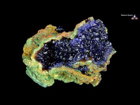 M469 - Azurite Malachite Specimen