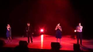 アキレス・健・ヌッツォ主催ライブ 「まだまだ歌い足りねぇ!~nuzzo is...
