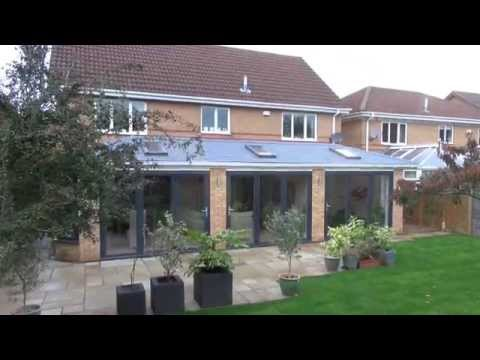 Aspect Bi-folding Patio Doors