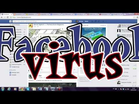 How To: get rid of a facebook virus Easy. Fast. Get Secured.