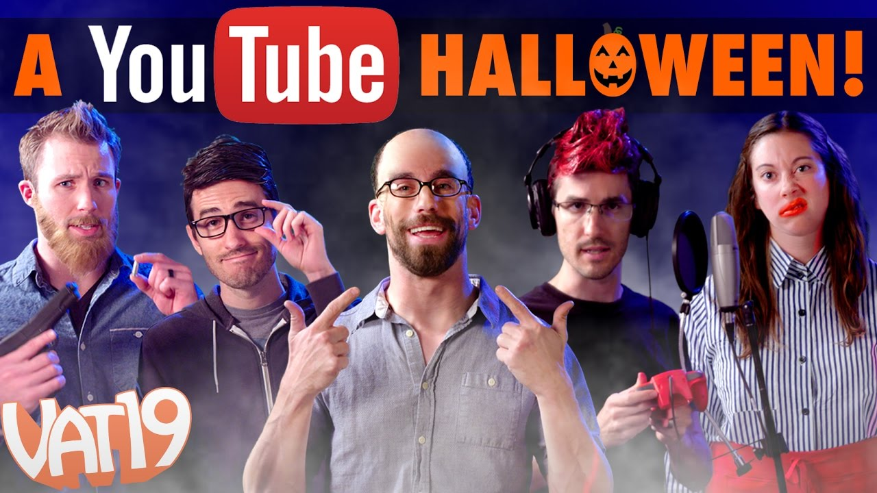 Markiplier, Miranda Sings, and more Trick or Treat!