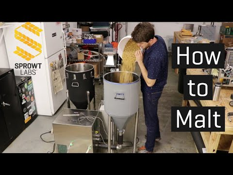 How To Malt | Sprowt Labs