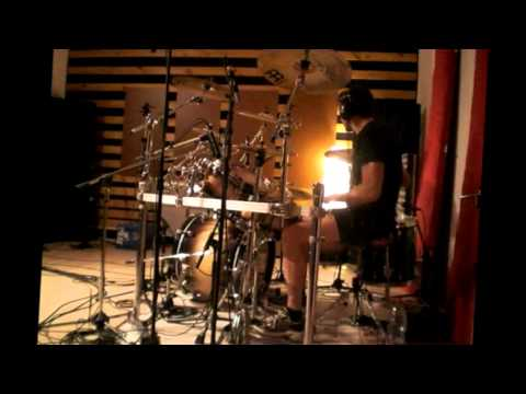 DEFICIENCY New Album 2013 - Teaser Drums Session (pre-prod)