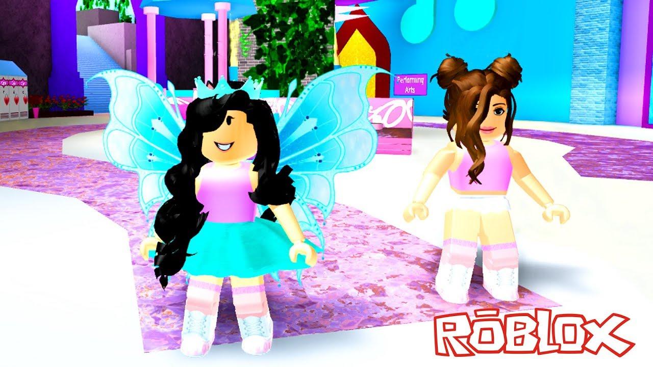 Roblox - ESCOLA DE PRINCESAS E FADAS (Royale High School) | Luluca Games